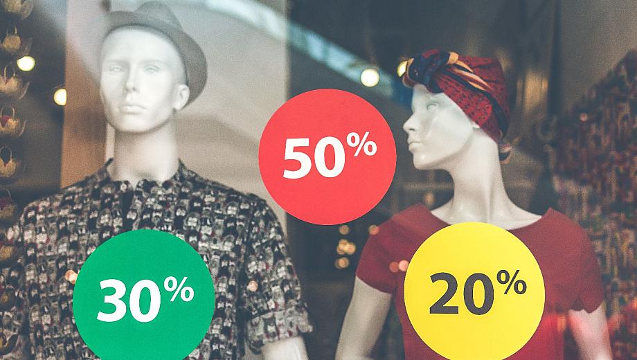 Sale Online-Shopping Shopaholics Kaufsucht