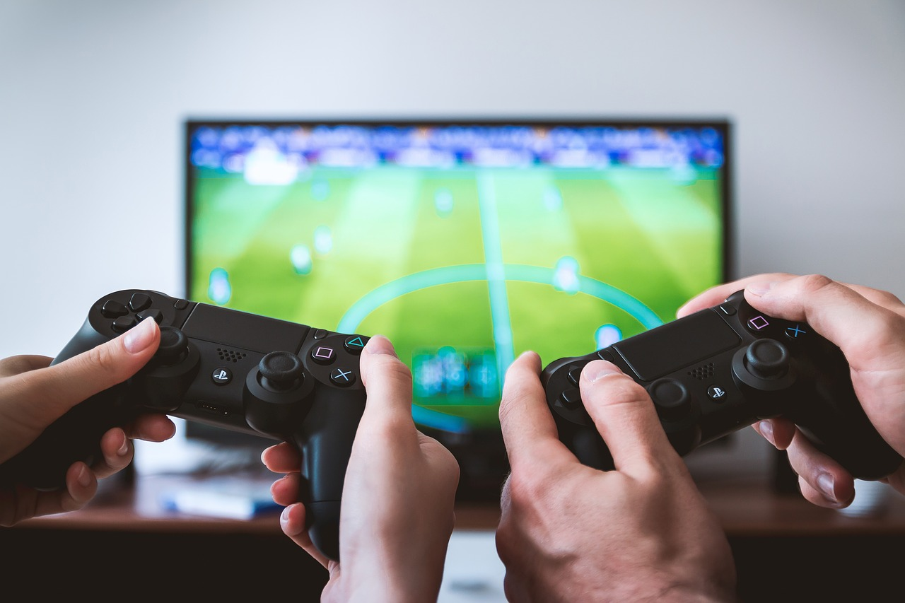 Frauen und Männer spielen gleich gerne Computerspiele