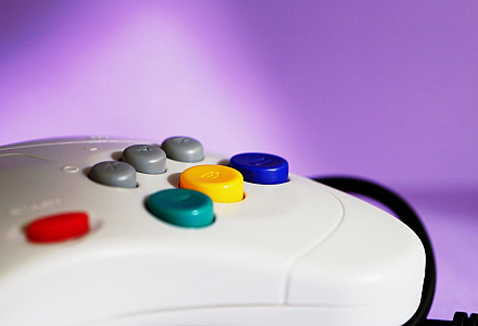 Controller für eine Spielekonsole