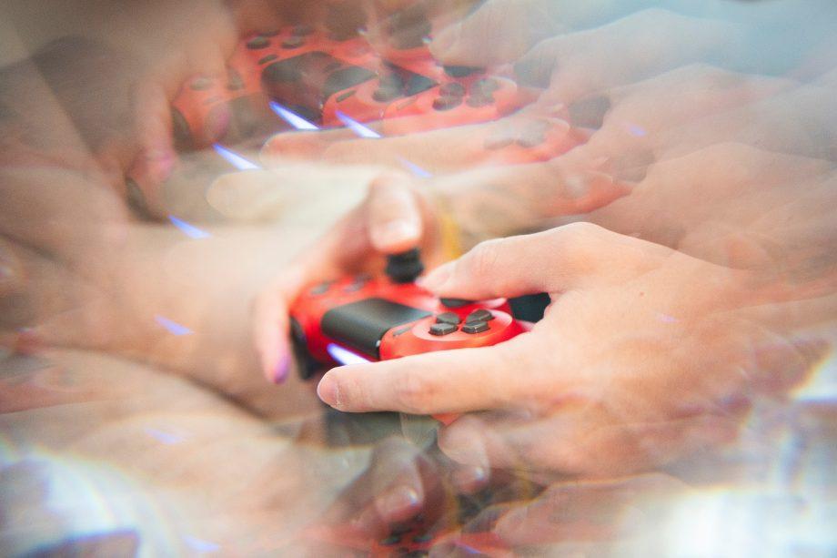 Verwackelter Games Controller